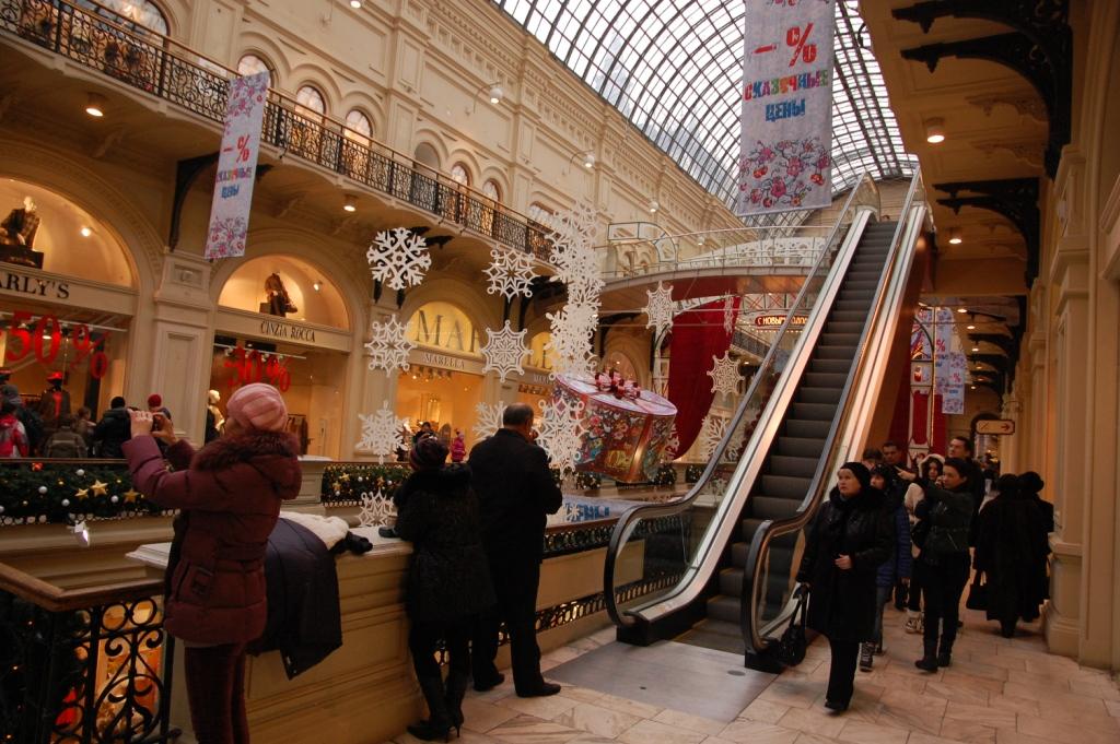 Москву туристы назвали лучшим городом для шопинга