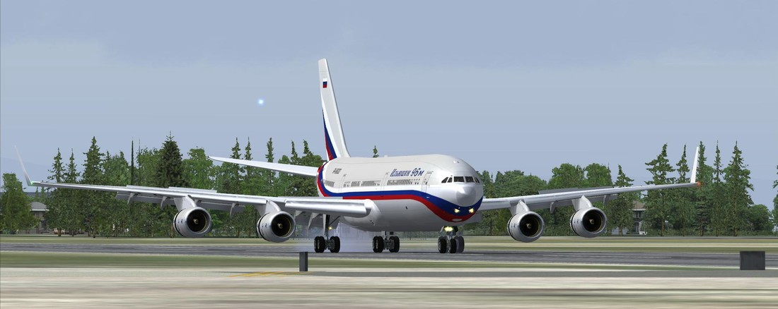 В Воронеже запустили производство Ил-96-400М, «убийцу» Airbus A330-300 и Boeing 777-200