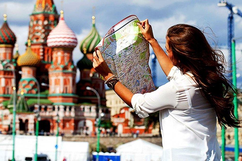 Статистика ФСБ: Россию посетило более 1 млн европейских туристов