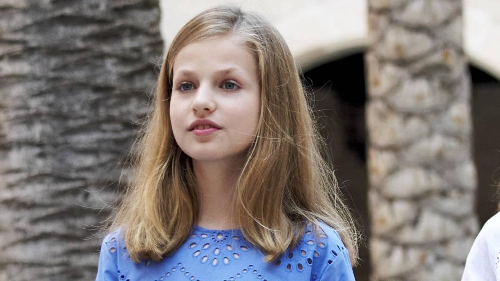 Принцессе Леонор исполнилось 13 лет
