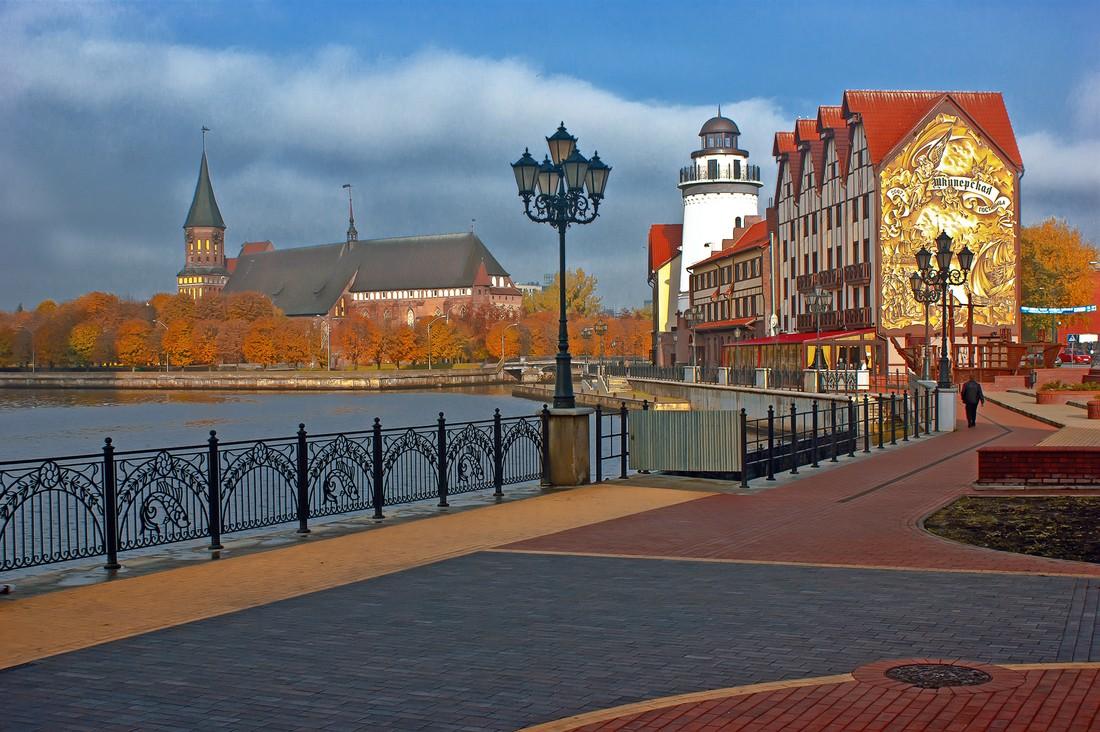 В Калининградской области ждут до 2 млн туристов к 2020 году