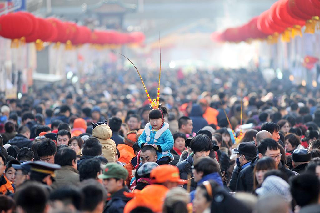Китай обойдет Францию по въездному турпотоку к 2030 году