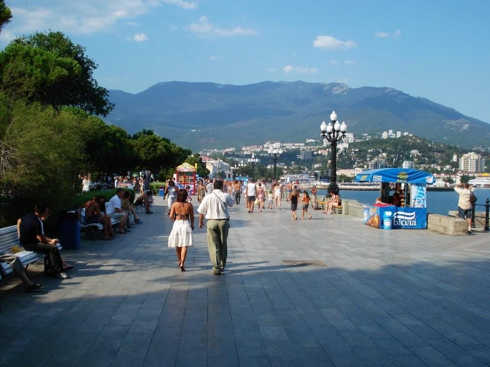 Крым: новый рекорд в 6.4 млн туристов и ₽2 млрд