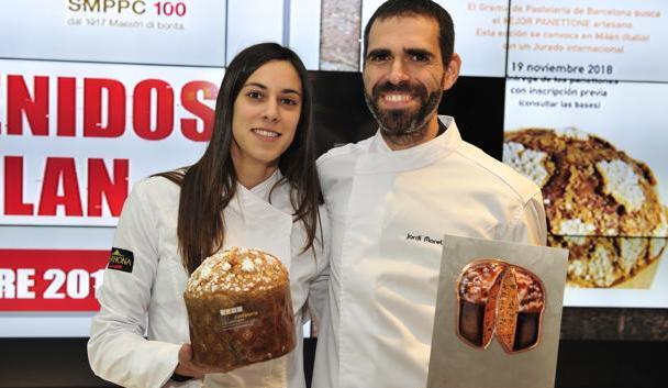 Лучший рождественский кулич в Испании можно купить в кондитерской в Барселоне