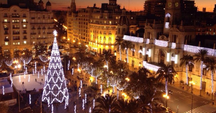 Как встретить Новый 2019 год в Валенсии?