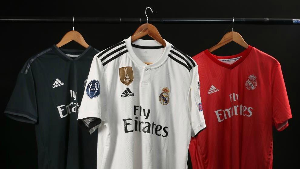 Мадридский «Реал» и компания Adidas договорились о новом контракте на 1,1 млрд евро