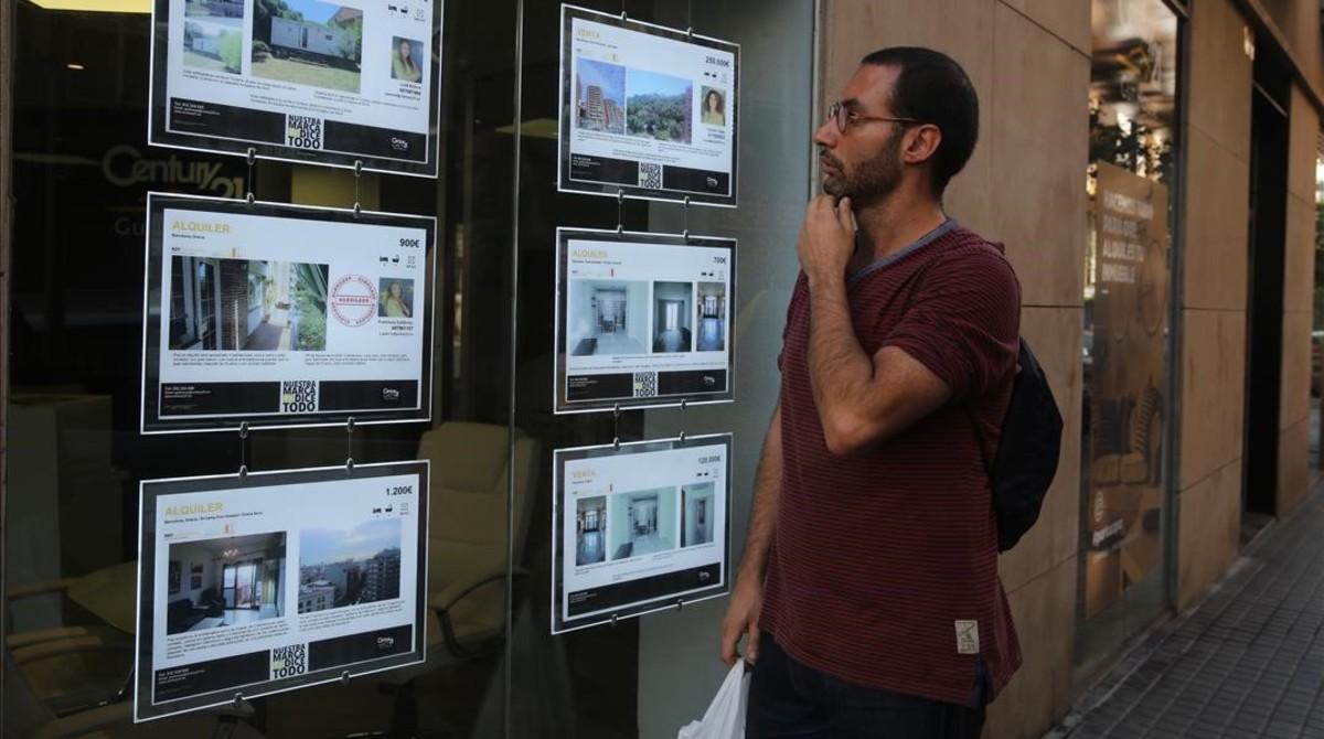 34% жилья, сдающегося в Барселоне, принадлежит различным компаниям