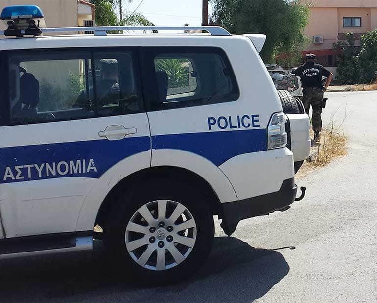 На Кипре ограбили туристов