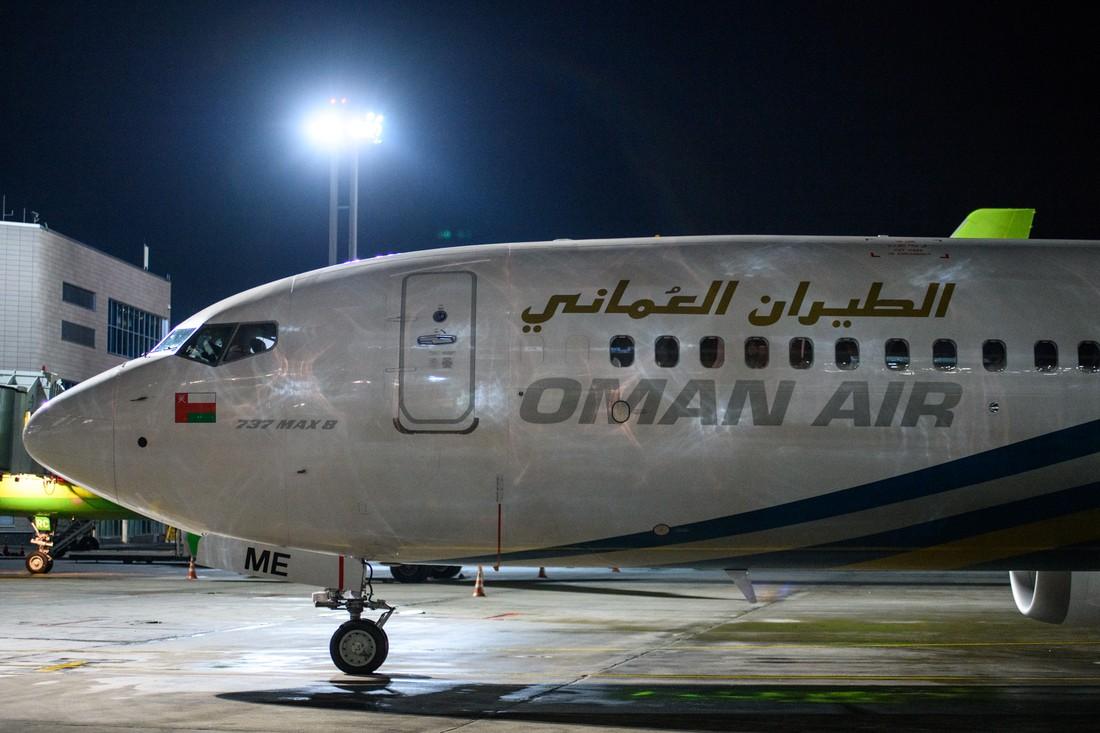 Из Москвы в Оман открылся регулярный рейс