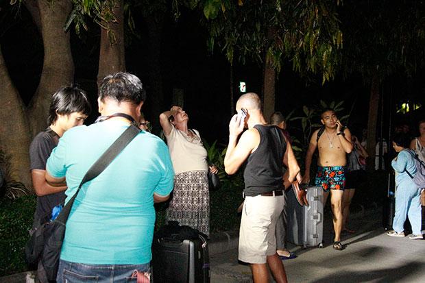 В известном отеле Паттайи произошел пожар, эвакуировано 300 туристов