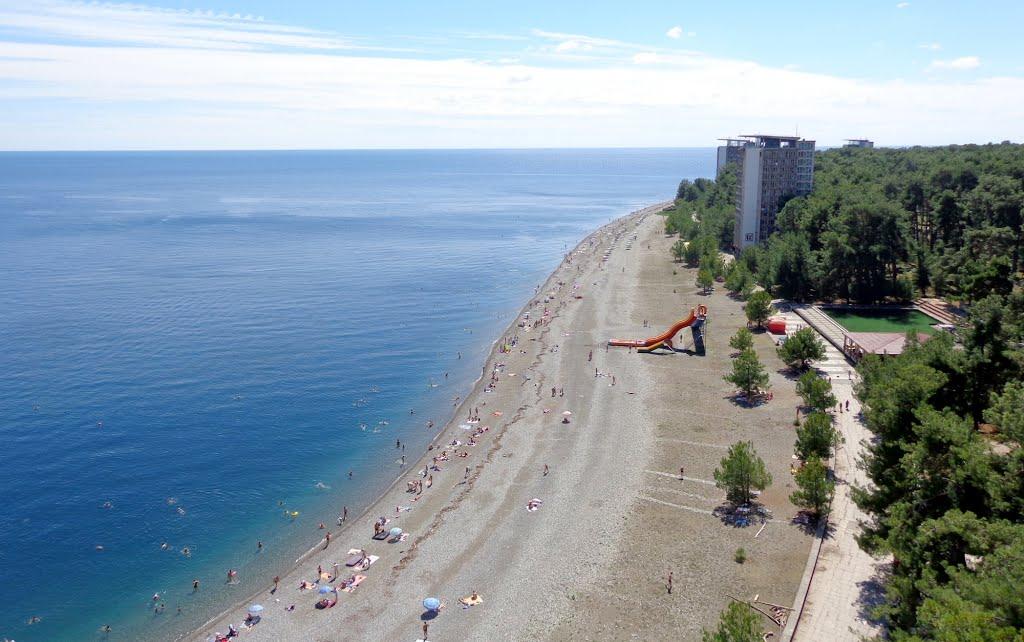 В Абхазии отчитались о миллионном туристе, туроператоры отнеслись к такой статистике с большим скепсисом