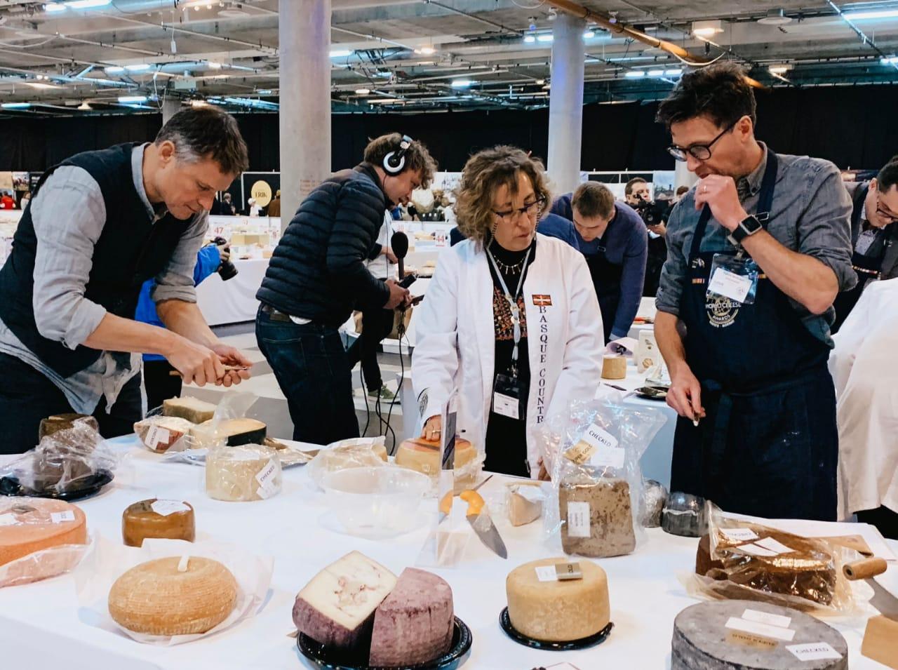 Испанцы делают лучшие в мире сыры - это подтвердило жюри конкурса World Cheese Awards 2018
