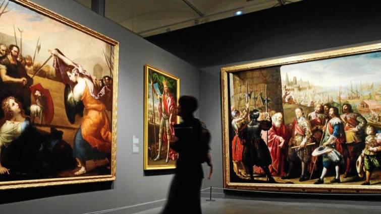 В Барселоне будут выставлены картины Диего Веласкеса