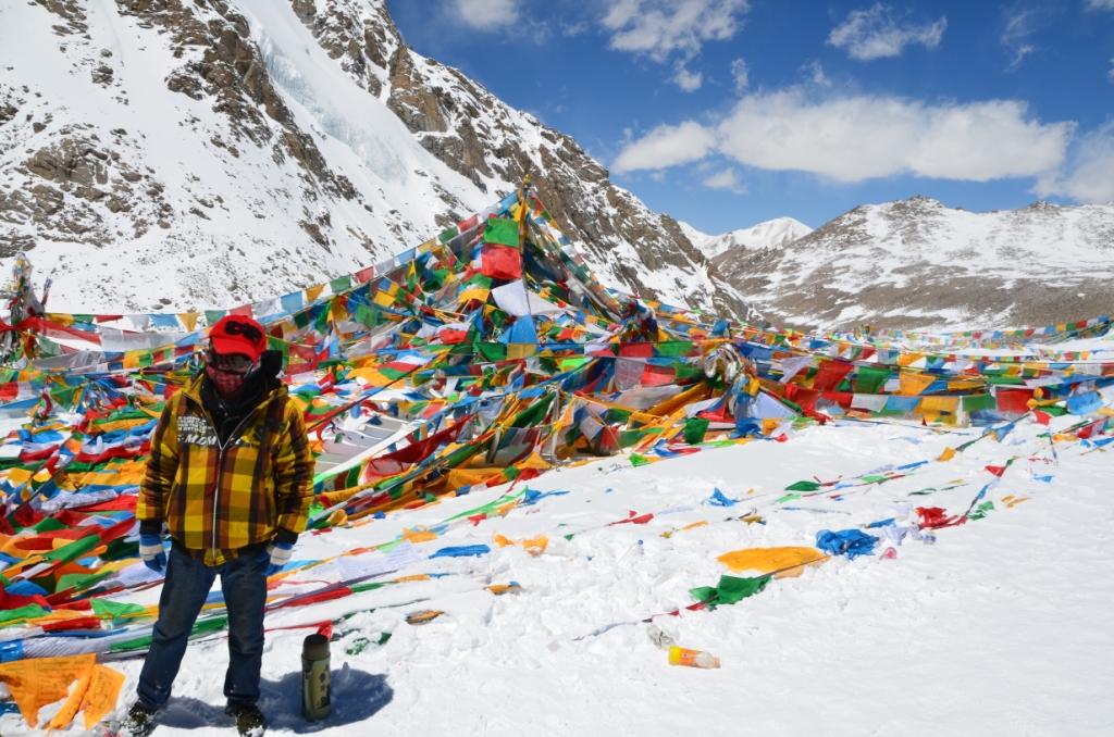 Турпоток в Тибет вырос на треть