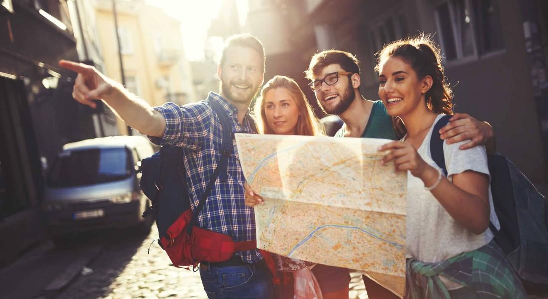 Большинство российских туристов не против пообщаться с соотечественниками