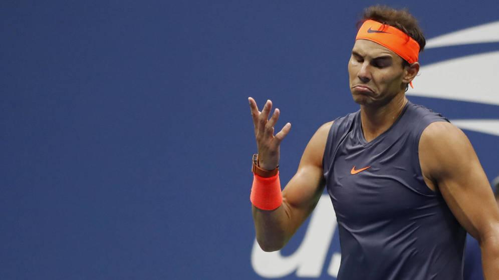 Большинство экспертов New York Times доверили бы свою судьбу Надалю в «теннисном матче жизни и смерти»
