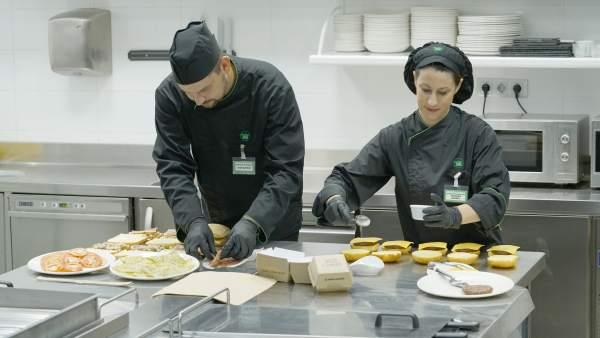 Mercadona вступила в битву с конкурентами по продаже готовой еды