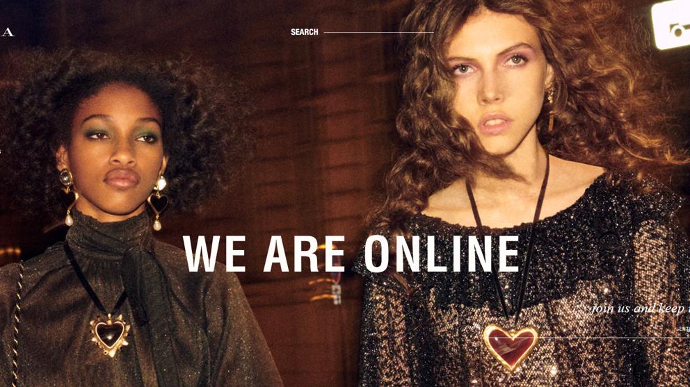Zara расширила присутствие на мировых рынках, благодаря запуску нового интернет-магазина
