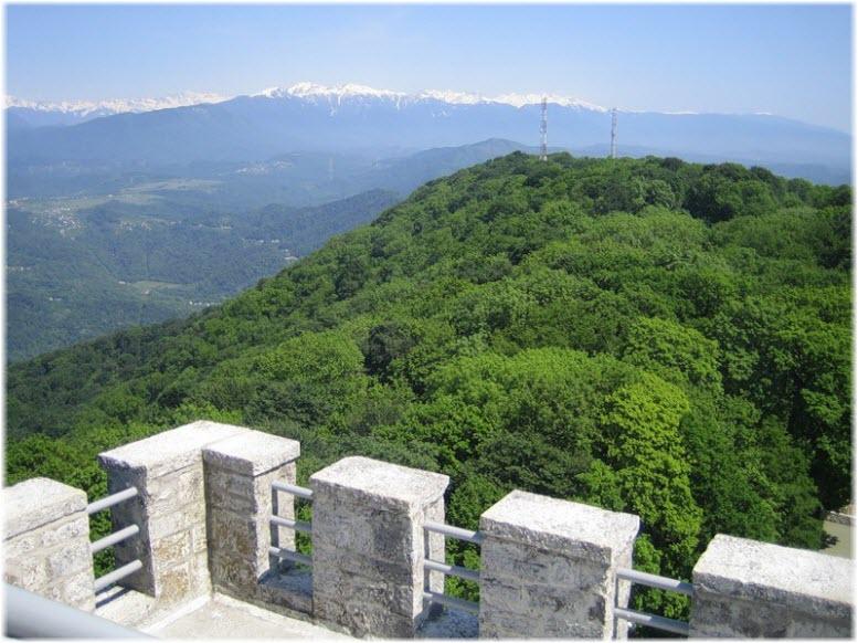 Чем интересна гора Ахун?