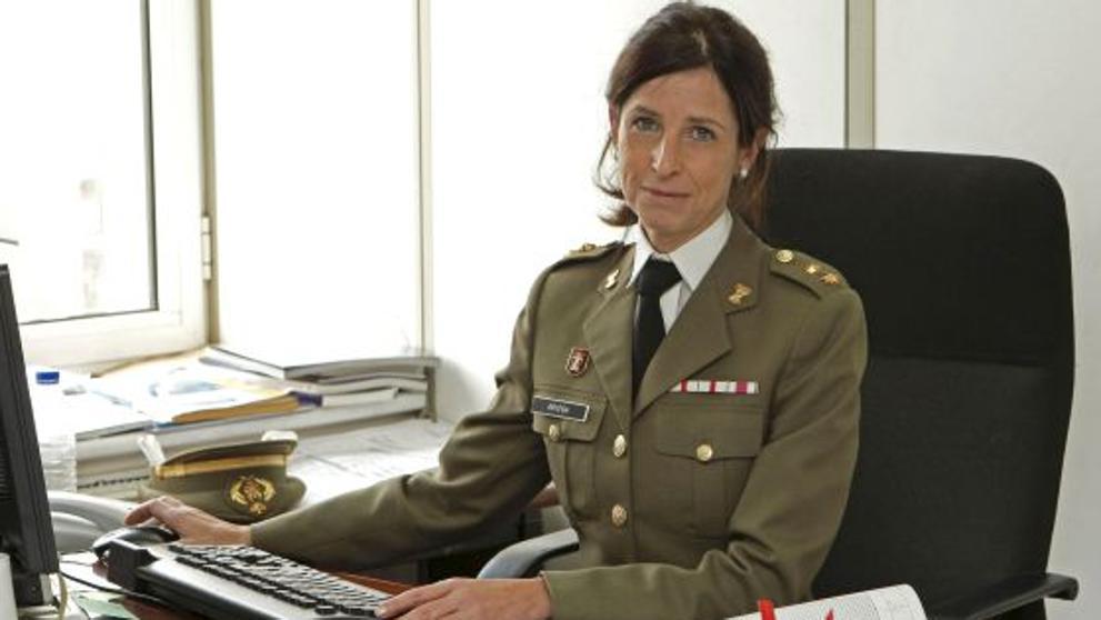 В испанской армии может появиться первая женщина-генерал