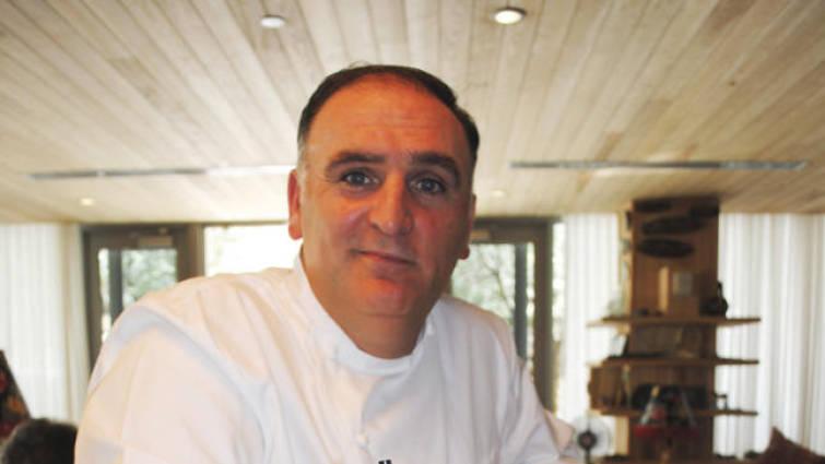 Испанский шеф-повар Хосе Андрес номинирован на Нобелевскую премию мира