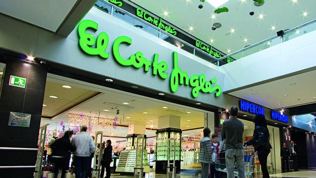 El Corte Inglés впервые продает товары в рассрочку без процентов