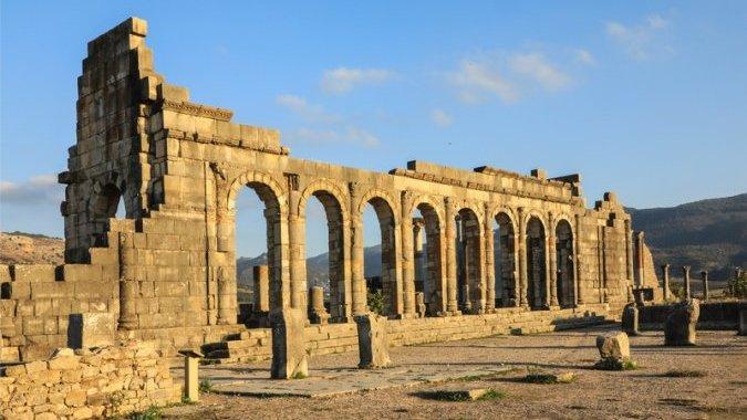 Имперские города Марокко