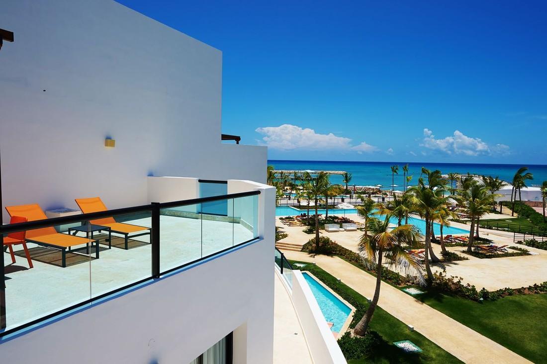Palladium открыла новый отель только для взрослых в Доминикане