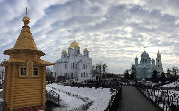 Духовная поездка из Москвы в Дивеево