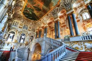 Эрмитаж в Санкт-Петербурге можно посетить бесплатно 7 декабря
