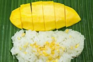 В Таиланде приготовят самую большую порцию клейкого риса с манго