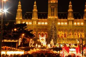 Новый год в Вене: программа праздничных мероприятий