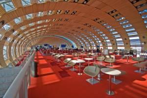 Парижский вокзал предложил новую услугу для пассажиров аэропорта Шарль де Голль