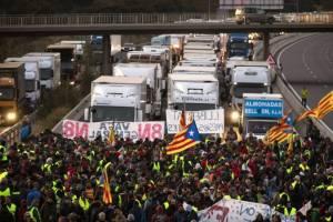 В пятницу, 21 декабря, в Барселоне ожидается транспортный коллапс