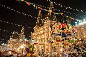 Новогодняя ночь в Москве: программа праздничных мероприятий