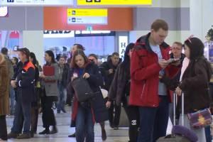 В московских аэропортах 30 декабря ожидается очень много пассажиров