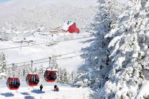 Royal Flight запускает прямые рейсы на горнолыжные курорты Турции
