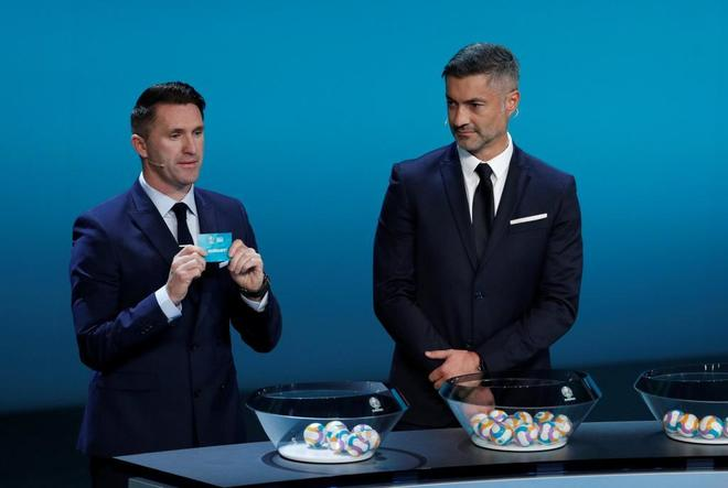 Сборная Испании по футболу узнала соперников по квалификации Евро-2020