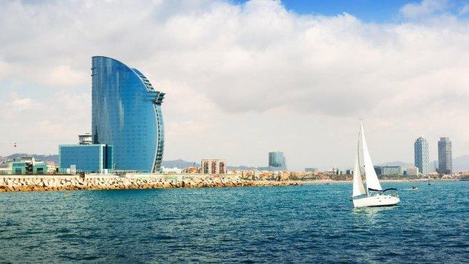 Барселонета заработала за год 60 миллионов евро