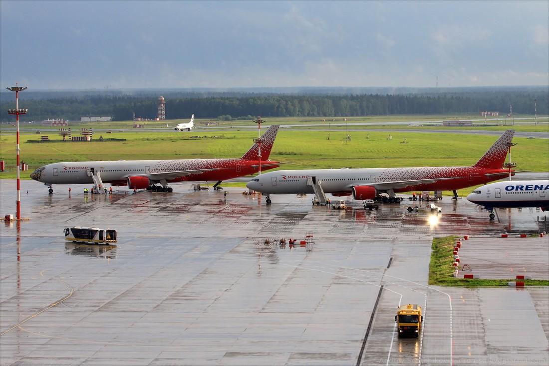 Росавиация: авиакомпании поставили рекорд по перевозке пассажиров