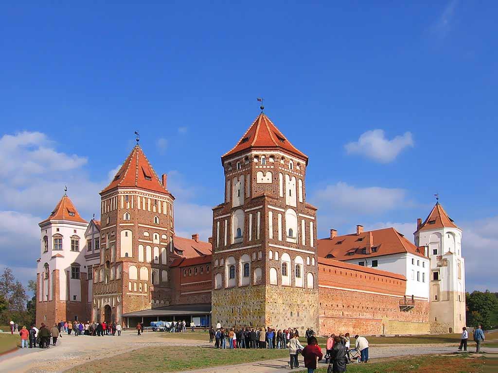 Более половины всего турпотока Белоруссии составили российские туристы