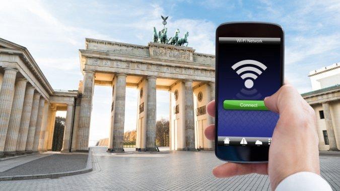 Бесплатный Wi-Fi появится в Европе