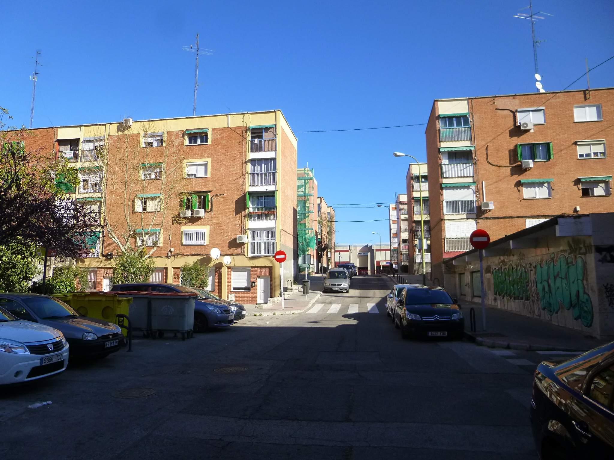 До свидания, бесплатная парковка на севере Мадрида: SER приходит в Valdezarza