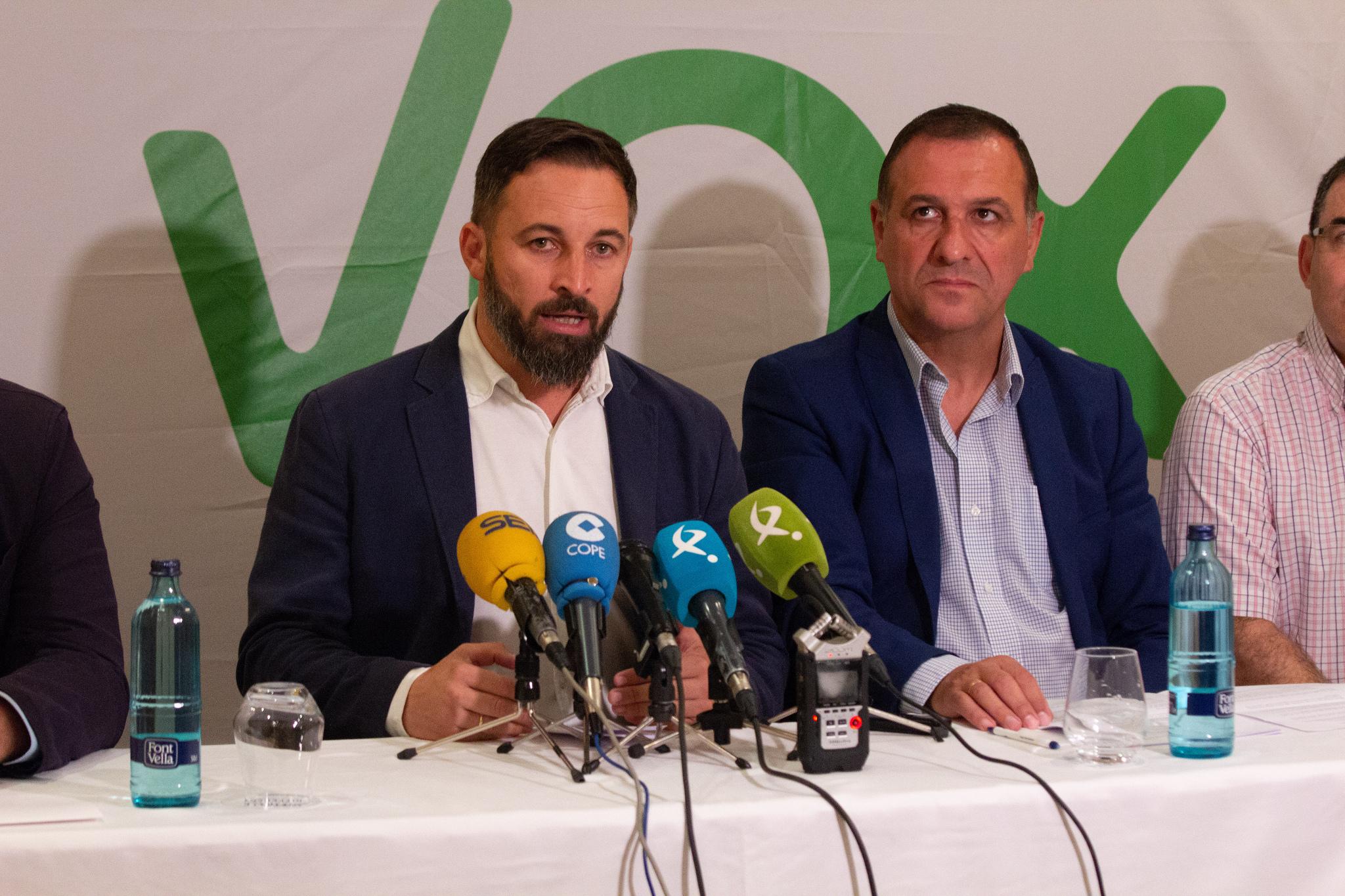Ультраправые получили 12 мест в парламенте Андалусии на воскресных выборах