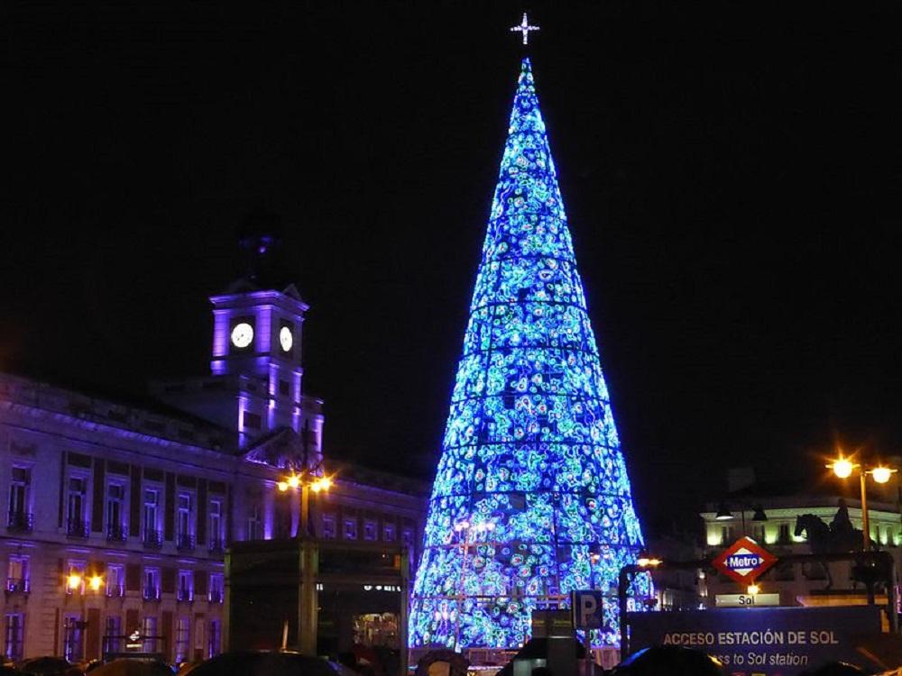 Nochevieja-2019 в Мадриде: праздничная афиша