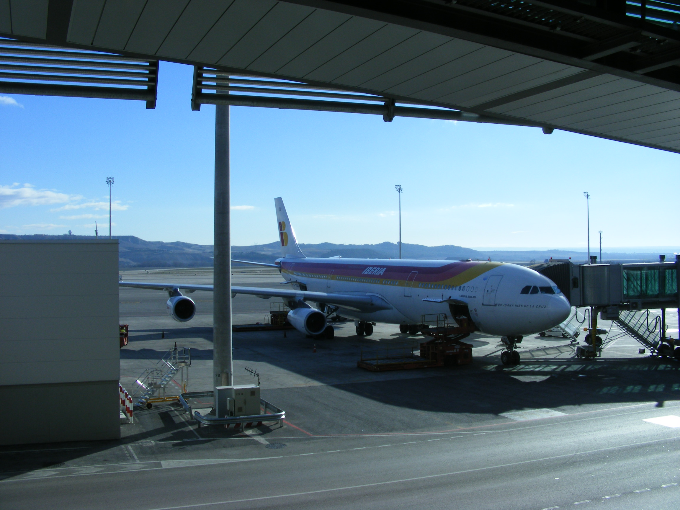 В частный аэропорт Мадрида планируют инвестировать 1800 млн евро