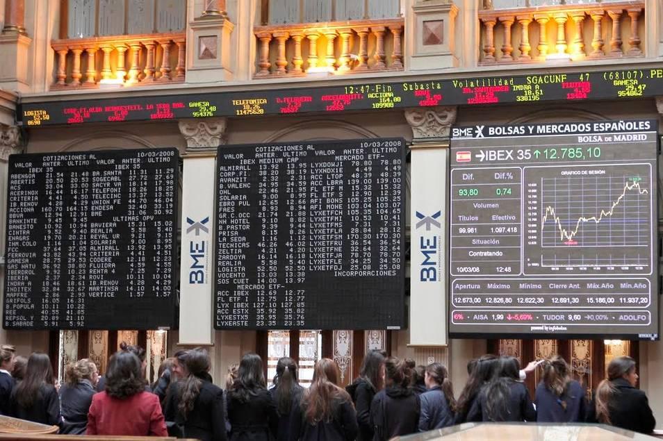 Плохой год на бирже? Для некоторых испанских компаний – совсем наоборот