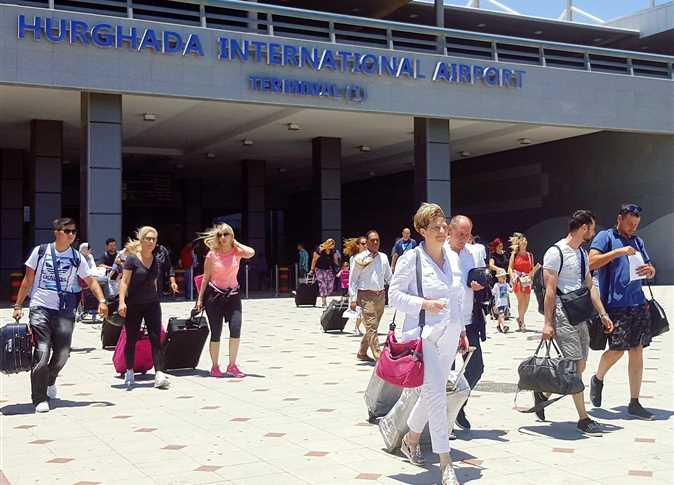 В Хургаду прибыл первый финский рейс с туристами после 6-и летнего перерыва
