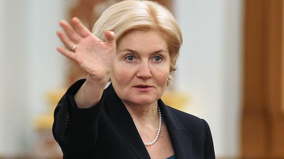 Ольга Голодец: внутренний турпоток в России вырос на 25%