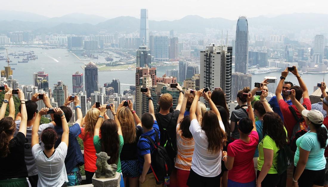 Париж в «пролёте»: больше всего туристов Старого Света едет в Гонконг, Бангкок и Лондон